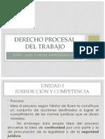 Presentacion Derecho Procesal Del Trabajo