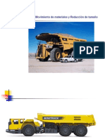 Control de Lectura 1 Transporte de Materiales y Reducción de Tamaño