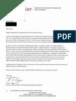 RPI protest denial