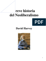 Breve Historia Del Neoliberalismo. Harvey