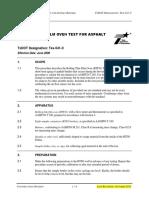 RFTO test