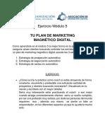 Ejercicio Módulo 5 - Herramientas Clave Del Coaching de Negocios