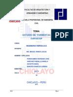 Hidrologia_ Estudio de Tormentas