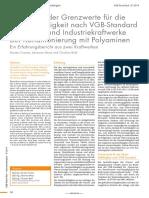 VGB PowerTech Artikel 12-2014 Zum Thema Saeureleitfaehigkeit