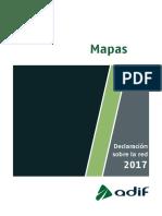 CA DRed Mapas