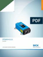 Dx500 DT500-A111, Online Data Sheet