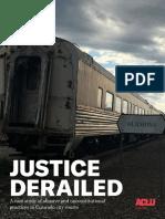ACLU Colorado Alamosa Judge Report