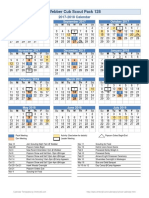 17-18 calendar