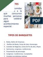 Banquetes Tema 2