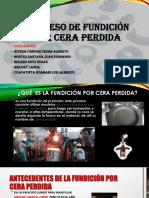 Ventajas de La Fundicion Por Cera Perdida (1)