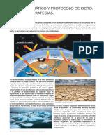 Cambio Climático y Protocolo de Kioto