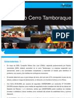 NYRSTAR Ppt Tamboraque a Comisión Medio Ambiente MML