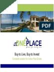 AtOnePlace Corporate Profile