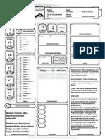 D&D 5E - Ficha de Personagem Completável - Biblioteca Élfica_unlocked - Cópia