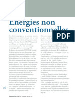 Wallonie Dossier Energies Non Conventionnelles