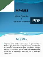 Situacion de Mpymes