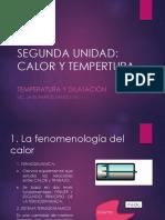 Temperatura y Dilatación Mejorado