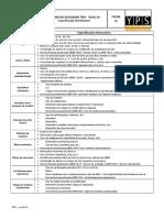 TEM - Tabela de Especificação de Materiais v.02