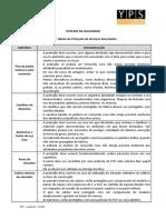 TPS - Tabela de Proteção de Serviços Executados v.02