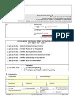 11Rot Weiss Rot Karte Formular