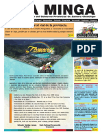 La Minga Informativo Septiembre  2017 #ZamoraChinchipe