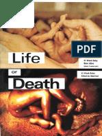 Life or Death Prolife Brochure