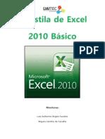 Apostila de Excel 2010 Básico - OK