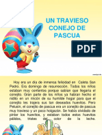 Un Travieso Conejo de Pascua