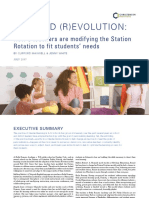 Blended-Revolution Context and Introduction