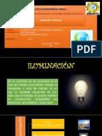 Iluminacion y Vibracion