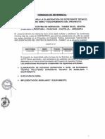 Terminos de Referencia TG6789