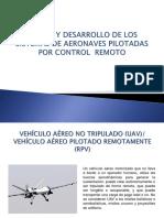 Origen y Desarrollo de Los Sistemas de Aeronaves