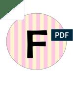Banderines circulares