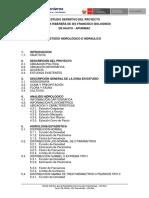 Proyecto de Defensas Ribereñas Apurímac