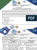 Guía de actividades y rubrica de evaluacion - Paso 2_ IdentificaciónDelProblema