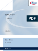 Infineon TLE5009 FDS DS v01 01 En