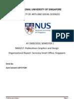 Organizational Research Servcorp Singapore