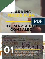 marking plan presentation  1
