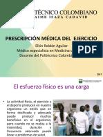 U1C4 Prescripción Del Ejercicio