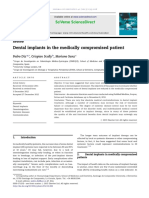 2. Dental Implants in the Medically Compromised Patient (1)