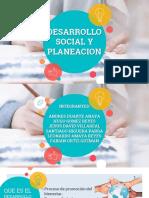 Desarrollo Social y Planeacion