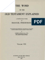 Em Swedenborg THE WORD EXPLAINED Volume Viii ISAIAH JEREMIAH Academy of the New Church Bryn Athyn Pa 1948