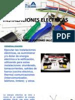 Clases Instalaciones Electricas 2017-0