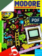 Commodore - Sayi 05 (Temmuz 1986)