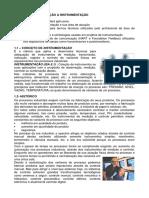 Introdução Instrumentação CTGAS