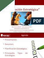 Unidad 1 - Planificación Estratégica - P1