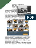 Historia de La Compactadoras
