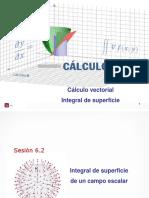 MA263 2017 0 S6.2 Integrales de Superficie de Campos Escalares