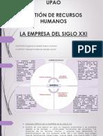 """Gestion Recursos Humanos Actividad 05 – Villarreal.ppt"""""""