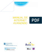 Manual Internet a Vanz a Do